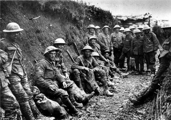 手紙で綴る出征兵士の心境 ~第一次世界大戦~   Historiai