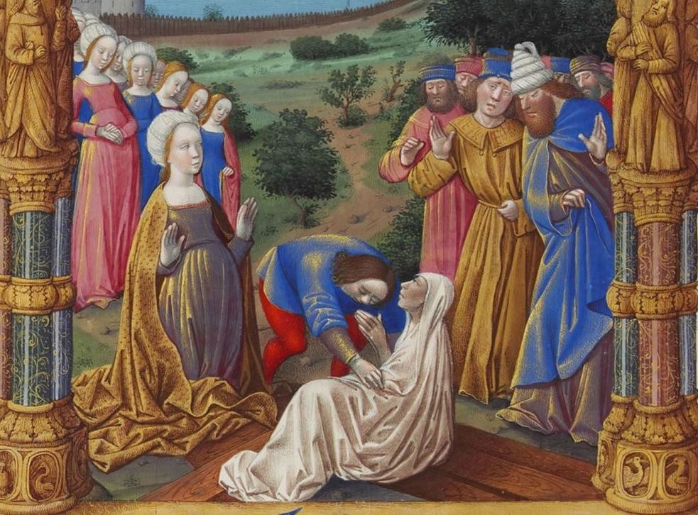 中世ヨーロッパの生活① ~典型的な庶民の一生~