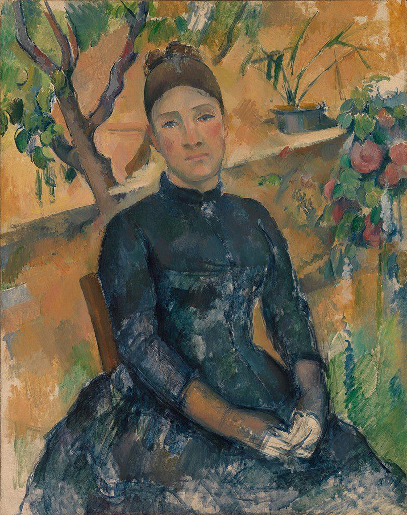 画家 セザンヌ